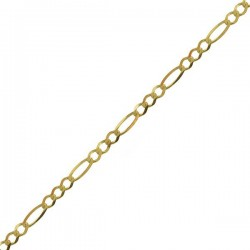 Řetízek ze žlutého zlata