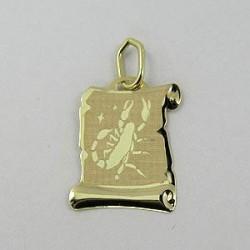 Zlatý přívěsek ŠTÍR Z55-023