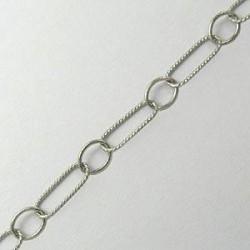 Stříbrný řetízek dámský S20-018