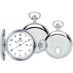 90020-01 Kapesní hodinky ROYAL LONDON