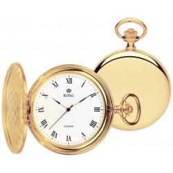 90021-02 Kapesní hodinky ROYAL LONDON