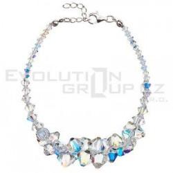 Náramek Swarovski 33075.2 krystal