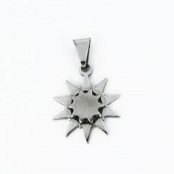 Přívěsek z oceli slunce ST50-002