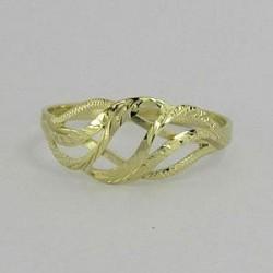 Zlatý prsten dámský Z70-126