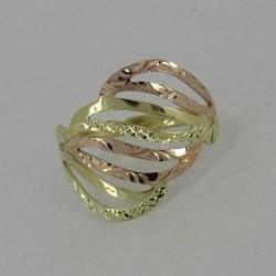 Zlatý prsten Z70-146