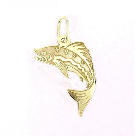 Zlatá ryba přívěsek Z50-473