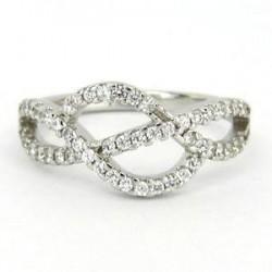 Stříbrný prsten se zirkony S70-091